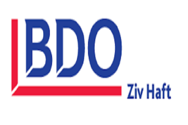 Business Development Analyst - BDO Ziv Haft